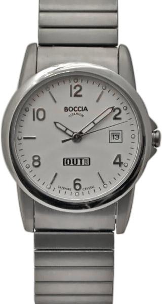 Женские часы Boccia Titanium 3080-06