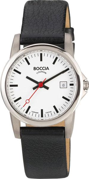 Женские часы Boccia Titanium 3080-07