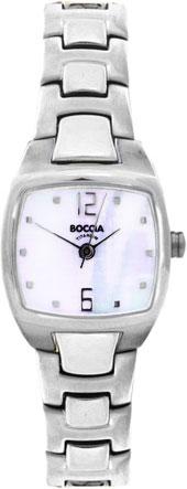 Женские часы Boccia Titanium 3111-01