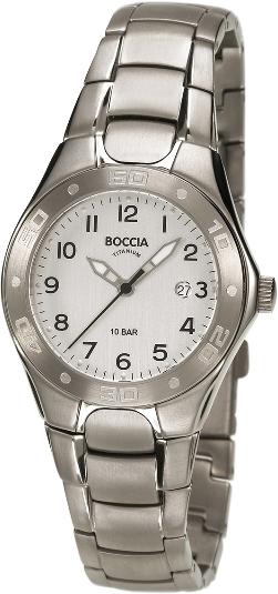 Женские часы Boccia Titanium 3119-10