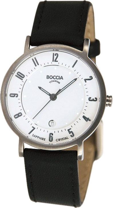 Женские часы Boccia Titanium 3154-06 boccia часы boccia 3154 07 коллекция superslim