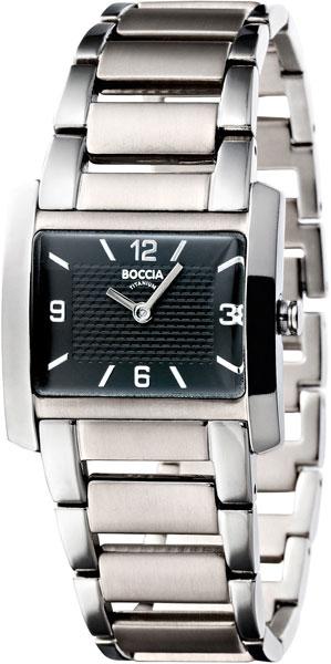 Женские часы Boccia Titanium 3155-04