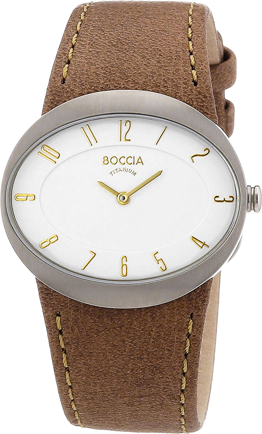 Женские часы Boccia Titanium 3165-01 boccia bcc 3210 01