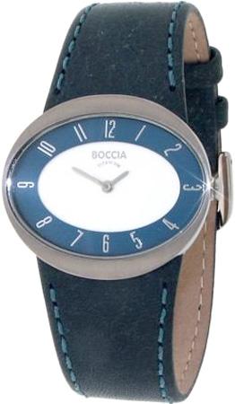 Женские часы Boccia Titanium 3165-03