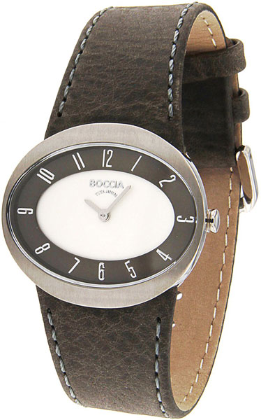 Женские часы Boccia Titanium 3165-08