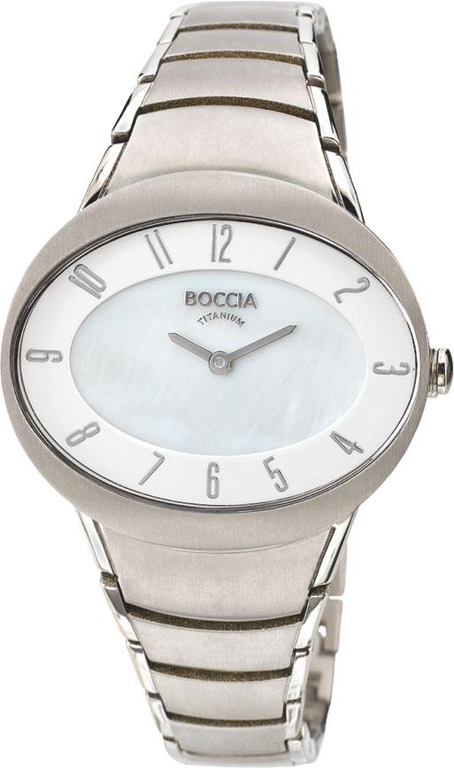 Женские часы Boccia Titanium 3165-10