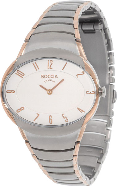Женские часы Boccia Titanium 3165-12
