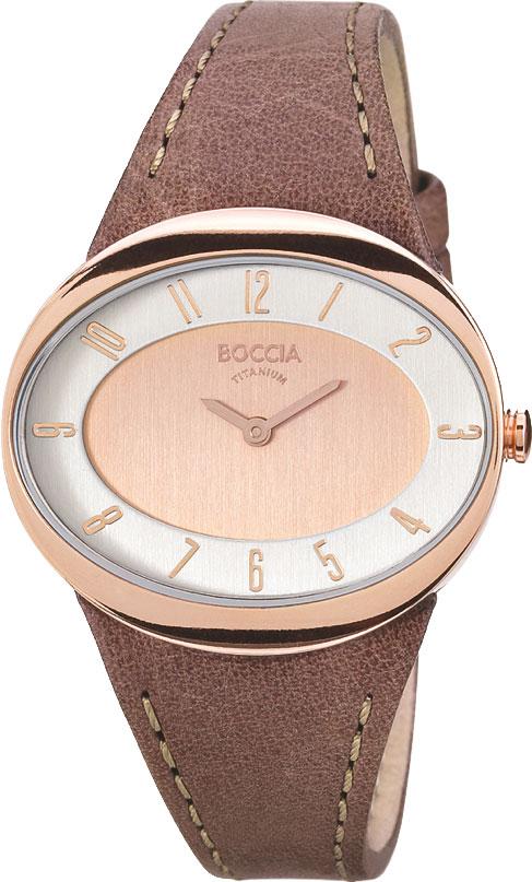 Женские часы Boccia Titanium 3165-18