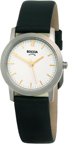 Женские часы Boccia Titanium 3170-02