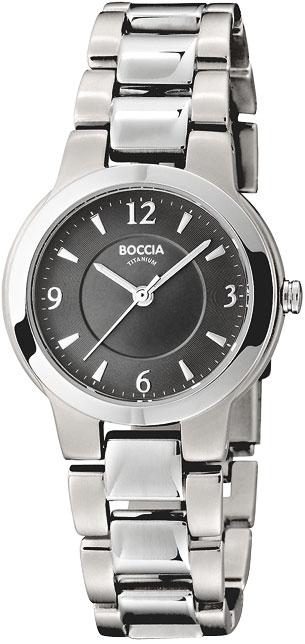 Женские часы Boccia Titanium 3175-02