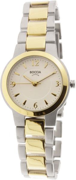 Женские часы Boccia Titanium 3175-03 женские часы boccia titanium 3175 01