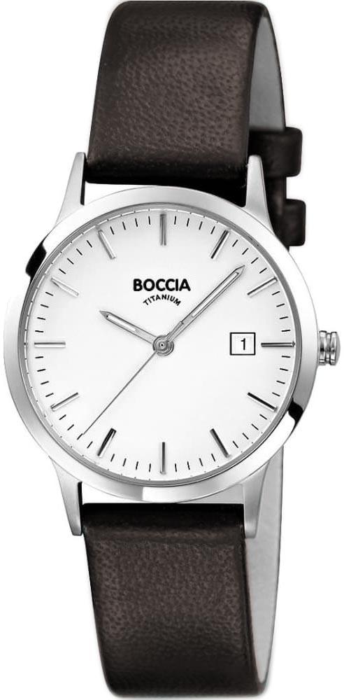 Женские часы Boccia Titanium 3180-01