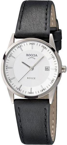 Женские часы Boccia Titanium 3184-01