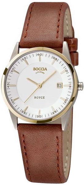 Женские часы Boccia Titanium 3184-02