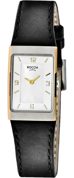 Женские часы Boccia Titanium 3186-03