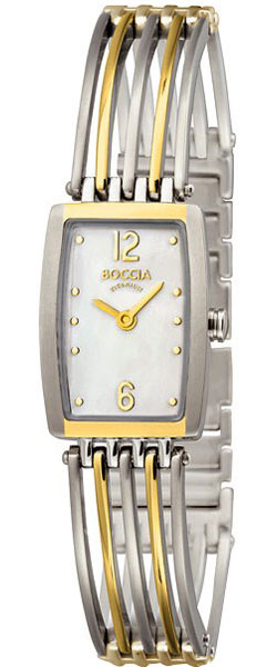 Фото Женские часы Boccia Titanium 3187-03