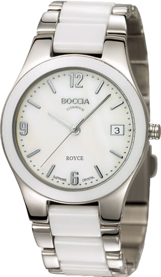 где купить Женские часы Boccia Titanium 3189-01 по лучшей цене