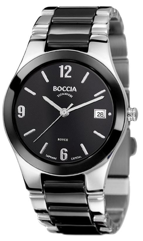 купить Женские часы Boccia Titanium 3189-02 по цене 8710 рублей