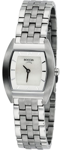 Женские часы Boccia Titanium 3195-01 boccia titanium 3111 01 boccia titanium