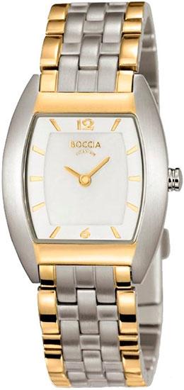 цена Женские часы Boccia Titanium 3195-02-ucenka онлайн в 2017 году