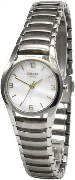 где купить Женские часы Boccia Titanium 3207-03 по лучшей цене