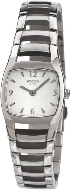 купить Женские часы Boccia Titanium 3208-01 по цене 5000 рублей
