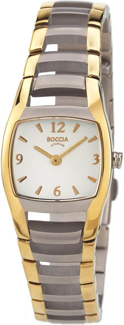 купить Женские часы Boccia Titanium 3208-02 по цене 5760 рублей