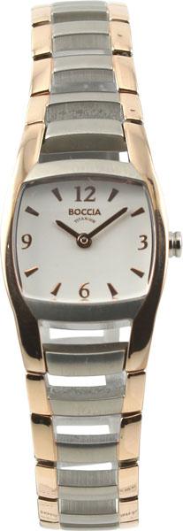 купить Женские часы Boccia Titanium 3208-03 по цене 5760 рублей