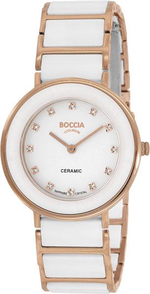 Женские часы Boccia Titanium 3209-04