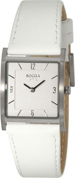 Женские часы Boccia Titanium 3210-01 женские часы boccia titanium 3195 01