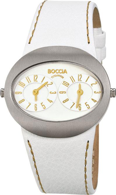 где купить Женские часы Boccia Titanium 3211-01 по лучшей цене