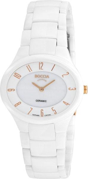 Женские часы Boccia Titanium 3216-03 наручные часы boccia 3216 02