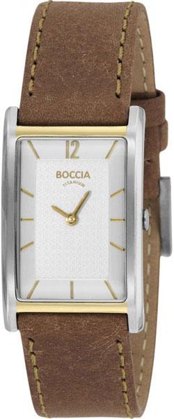 Женские часы Boccia Titanium 3217-02  boccia 3217 01