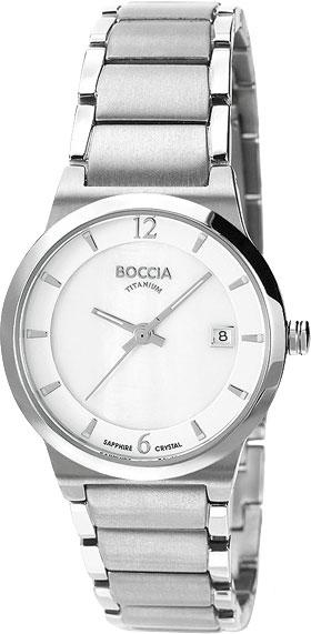 где купить Женские часы Boccia Titanium 3223-01 по лучшей цене