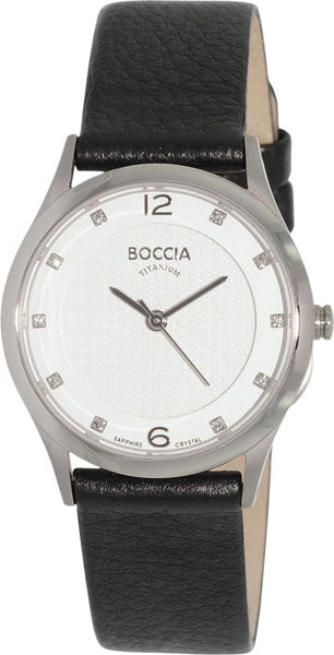 где купить Женские часы Boccia Titanium 3227-01 по лучшей цене