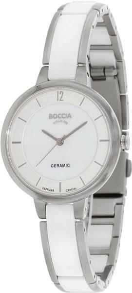 Женские часы Boccia Titanium 3236-01-ucenka seiko cs sports srp659k1s page 4