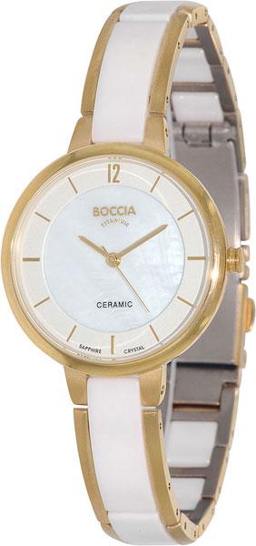Женские часы Boccia Titanium 3236-02 цена
