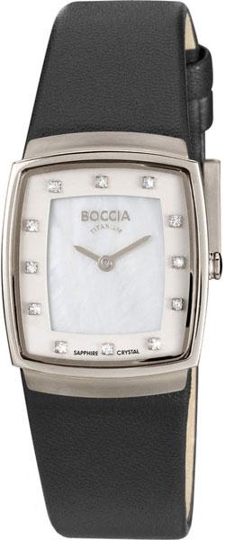 где купить Женские часы Boccia Titanium 3237-01 по лучшей цене