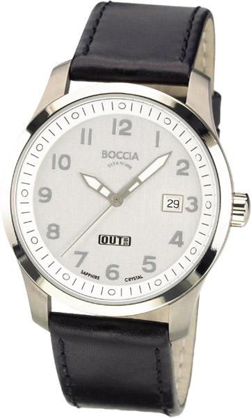 Мужские часы Boccia Titanium 3530-01 все цены
