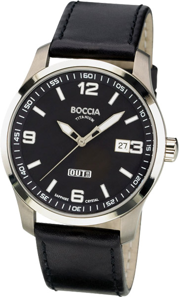 Мужские часы Boccia Titanium 3530-03 boccia bcc 3530 07