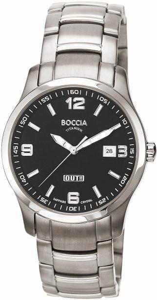 Мужские часы Boccia Titanium 3530-06 мужские часы boccia titanium 3589 06