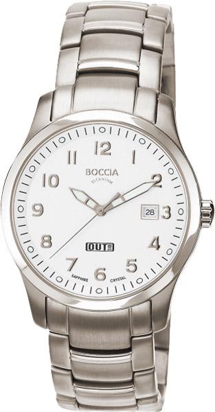 Мужские часы Boccia Titanium 3530-07 boccia bcc 3530 07
