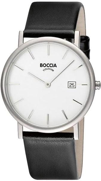 Мужские часы Boccia Titanium 3547-02 boccia titanium 3567 04 boccia titanium page 4