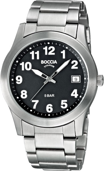 Мужские часы Boccia Titanium 3550-04 boccia bcc 3550 04
