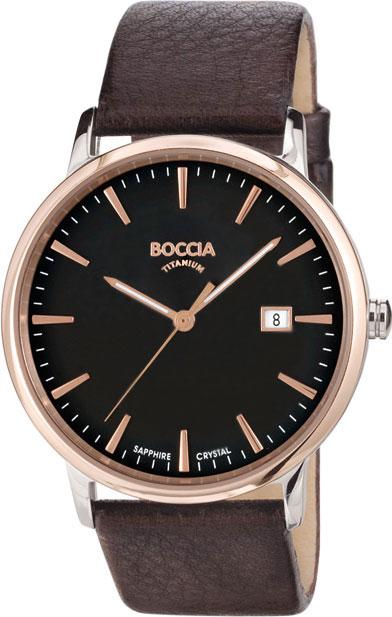 Мужские часы Boccia Titanium 3557-06