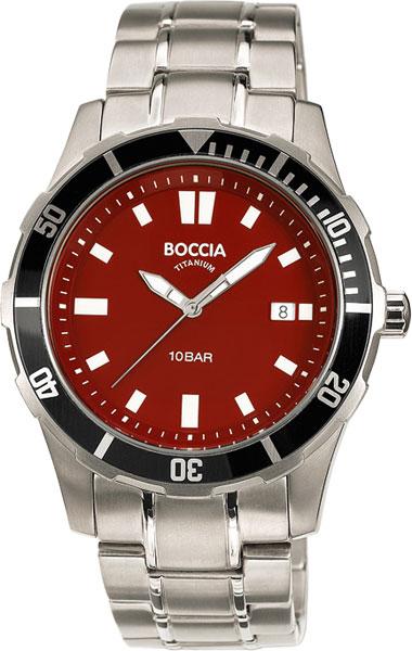 Мужские часы Boccia Titanium 3567-02
