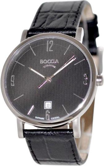 Мужские часы Boccia Titanium 3568-09-ucenka