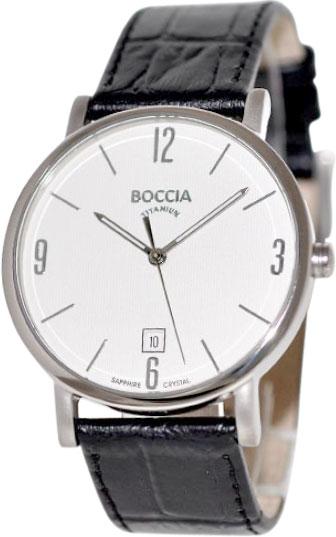 Мужские часы Boccia Titanium 3568-10
