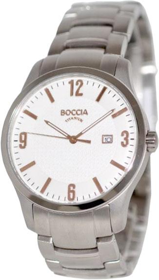 Мужские часы Boccia Titanium 3569-05 мужские часы boccia titanium 3589 05