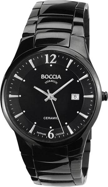 лучшая цена Мужские часы Boccia Titanium 3572-02